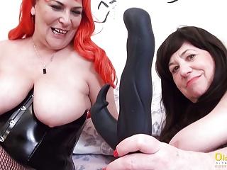 Lesbians together...