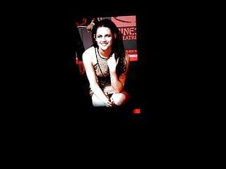 Kristen Stewart cum tribute 7