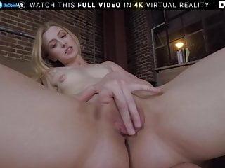 BaDoinkVR Hot Break Up Sex With Blonde Babe Alexa Grace