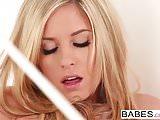 Babes - STAIRWAY TO PLEASURE - Leony April