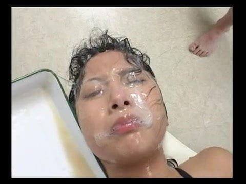 Sperm blast facials porn pictures