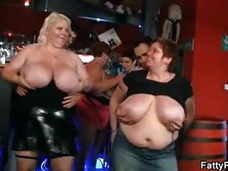 Fat ladies party...