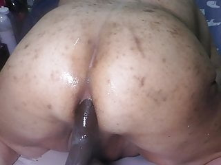 Was exposed to ass pussy masturbating...