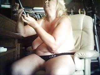 hot BBW on Webcam