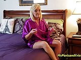Mommy Gives Up Pussy and Ass with Ms Paris Rose
