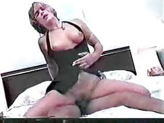 Hubby films her wifey fucking...