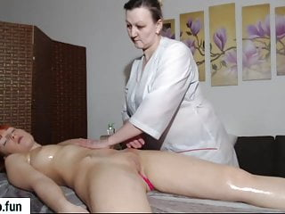Wrong therapeutic massage red head whore
