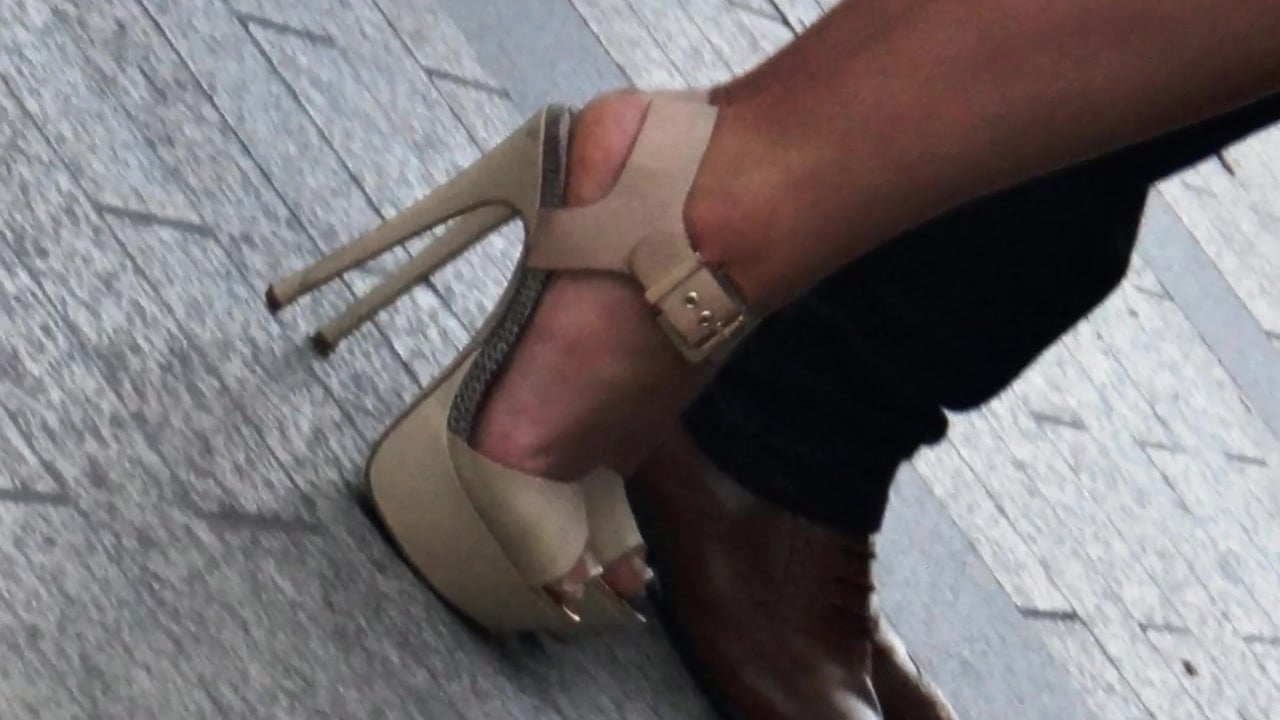 High Heels Pussy Lesbian