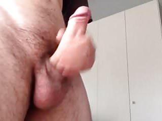 Masturbation big cumshot...