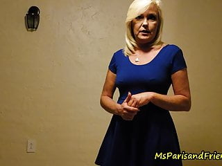 Ms Paris Rose in Seducing A Future Lesbian With My Ft