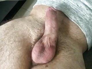 Huge alpha dominant white superior  cock