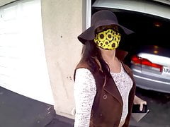 lizzy yum - park stranger (full video)