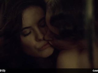 Caroline dhavernas amp katharine isabelle erotic scene...