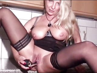 Shameless Cougar mommy with Mega big Titties Seduces Younger Neighbor
