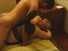Young lover fucks someone else's mature wife