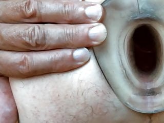 Olibrius71 anal play prolapsus bizarre insert...