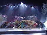 Britney Spears Teasing Live
