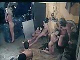 Moana Pozzi orgy gangbang Moana la scandalosa (1988)
