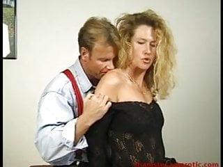 Hot chubby MILF secretary fucked hard by her boss