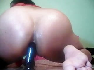 Latina anal dildo webcam...