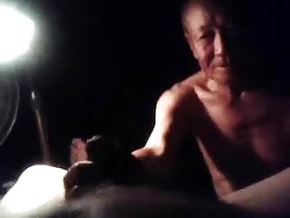 old suck man cock Japanese