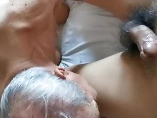 Take the old man to the hotel and fuck him hard