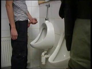 Sailors latrine...
