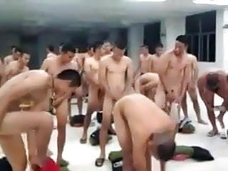 Special army training at night...