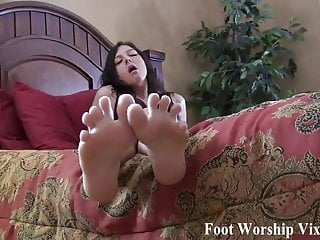 worshiped daily My sexy to need be feet