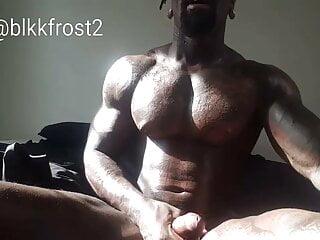 سکس گی Bbc Stud muscle  masturbation  hunk  hd videos handjob  gay men (gay) gay guys (gay) cum tribute  black  big cock  bear  bbc gay (gay)