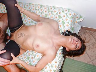 AMATORIALE Amatoriale italiano Neva First Time Sex On Camera