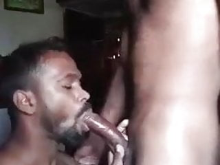 Black Meat is Served by Desi Village Gay