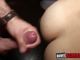 Hot hunks Mason and Christian ass fucked after passionate BJ