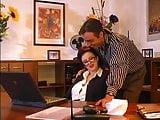 Perfect Natural Tits Secretary Fuck