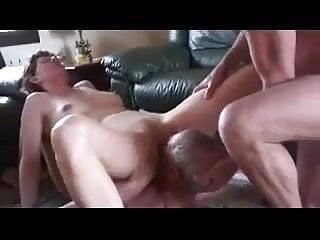 British cuckold threesome...
