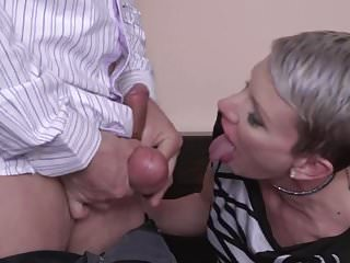 Squirting housewife fuck...