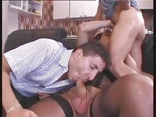 Threesome wiht...