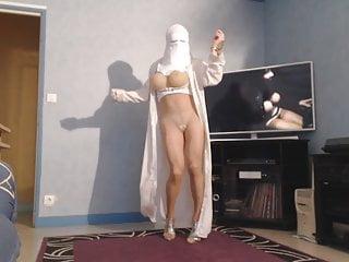 grosses en musulmane mamelles de burka