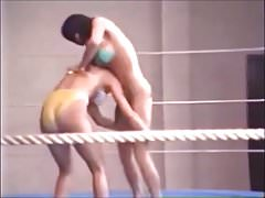 GOLDEN GIRLS WRESTLING LIFTS COMPILATION 22-JAN-2018
