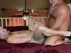 Helping My Warm Father To Unload His Seed In Me
