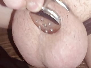 Micro chastity CBT