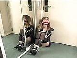 Storage room woman