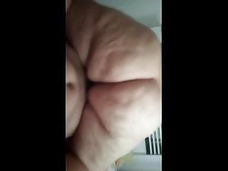Ass Slut BBW my Big ex riding GF dick Fat