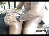 fuck that pussy Tia carter gets banged while eating pumpkin