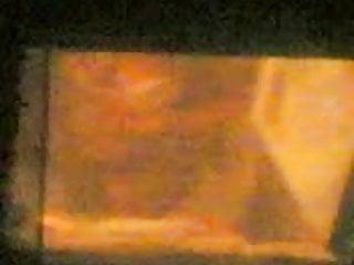 Egyptian spy on the bathroom window