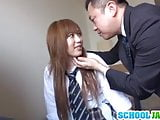 Schoolgirl Lifts Her Skirt To Get Fucked