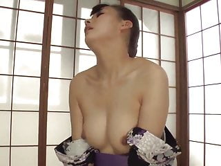 Yui Oba loves it when her man humps her from behind