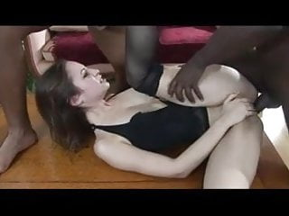 Best of and white asses 2 amber rayne...