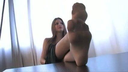 Nylon Stockings Dildo Toying Music Compilation St69 Sex Toy