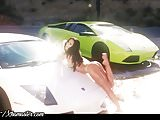 CARS BABES WASH compilation